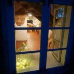 Leivakoda aknast