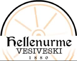 Hellenurme veskimuuseumi logo